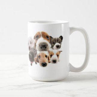 冷たいぬれた鼻 コーヒーマグカップ