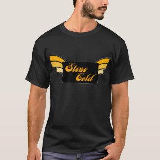 冷たいロゴ Tシャツ