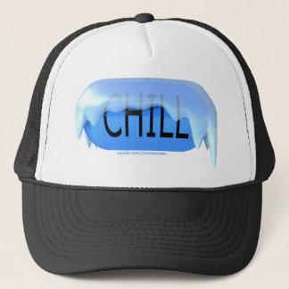 冷たい丸薬パロディの帽子 キャップ