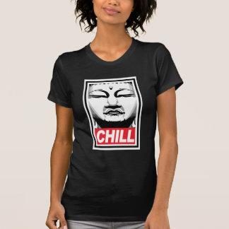 冷たい仏 Tシャツ