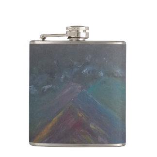 冷たい山のフラスコ フラスク