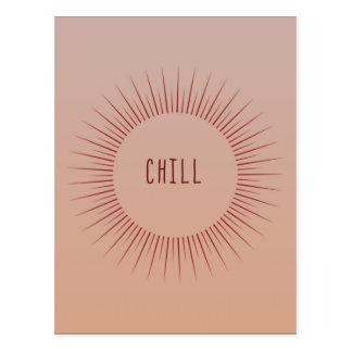 冷たい時間 ポストカード
