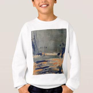 冷たい池 スウェットシャツ