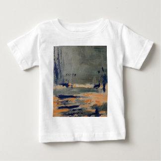 冷たい池 ベビーTシャツ