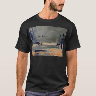 冷たい池 Tシャツ