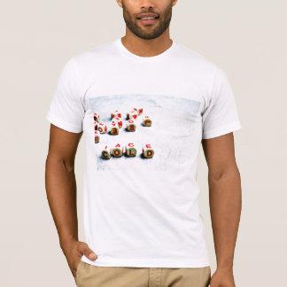 冷たい Tシャツ