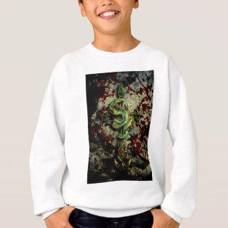 冷たいBlooded スウェットシャツ
