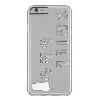冷たいBROの場合のiPhone 6/6s Barely There iPhone 6 ケース