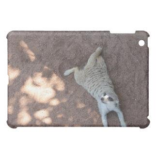 冷やされたMeerkat iPad Miniケース