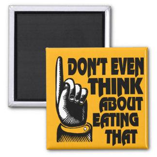 冷蔵庫用マグネットは食べ物についてそれを考えません マグネット