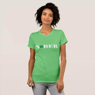 冷静なセントパトリックの日 Tシャツ