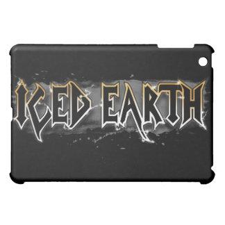 凍らされた地球のロゴのiPadの箱 iPad Mini カバー