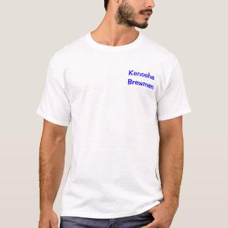 凍結するツンドラファンタジーのサッカー連盟 Tシャツ