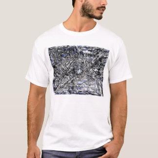 凍結する恐れ(app) tシャツ