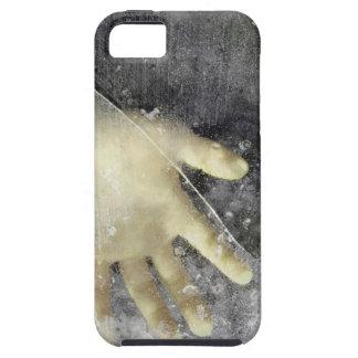 凍結する手のデザイン iPhone SE/5/5s ケース