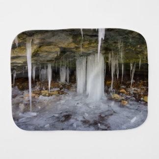 凍結する洞窟 バープクロス