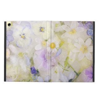 凍結する花 iPad AIRケース