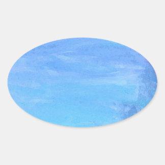 凍結のWater.jpg 楕円形シール