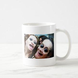 凝視は失礼…、www.jenanderin.comです コーヒーマグカップ