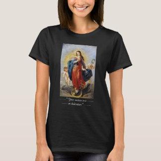 処女懐胎のピーターポールRubensの絵画 Tシャツ