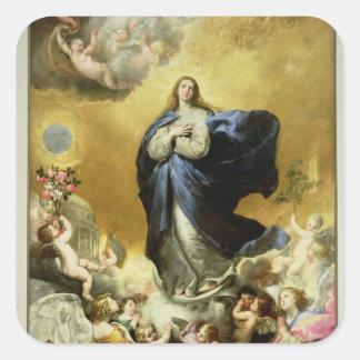 処女懐胎1635年 スクエアシール