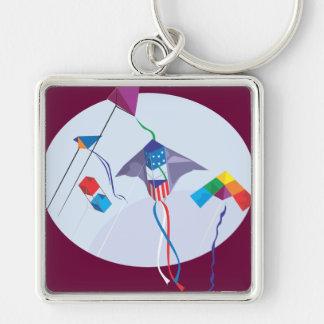 凧とのおもしろい キーホルダー