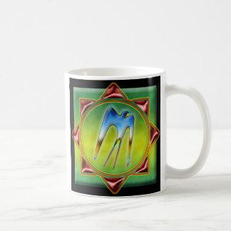 凧のトーテム コーヒーマグカップ