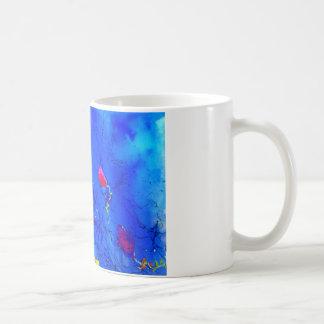 凧の空 コーヒーマグカップ