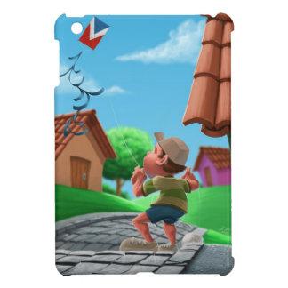 凧の飛行 iPad MINIカバー