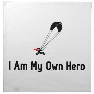 凧のBuggyingの英雄 ナプキンクロス