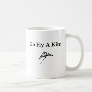 凧はえは行きます コーヒーマグカップ