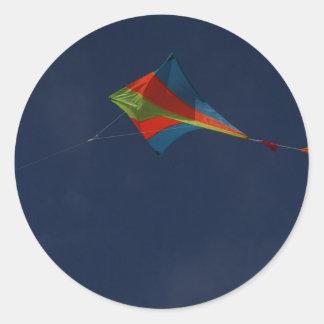 凧 ラウンドシール
