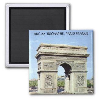 凱旋門、パリフランス マグネット