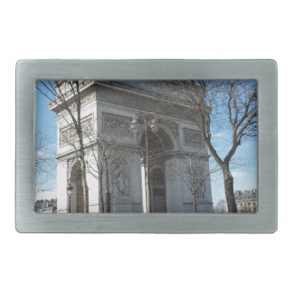凱旋門、パリ、フランス 長方形ベルトバックル