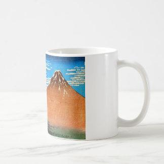 凱風快晴(赤富士), 北斎 コーヒーマグカップ