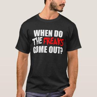 出て来られる変種 Tシャツ