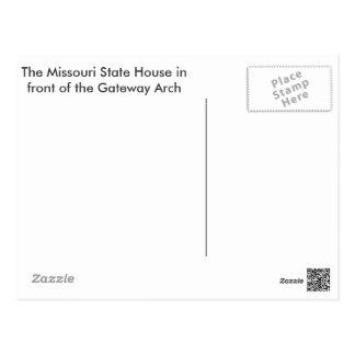 出入口および州議会議事堂 ポストカード