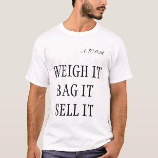 出口の記録 Tシャツ