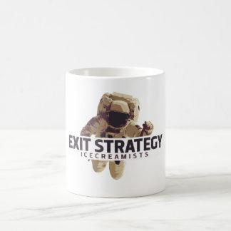 出口作戦のマグ コーヒーマグカップ