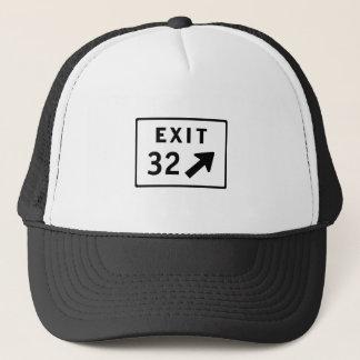 出口32の帽子 キャップ