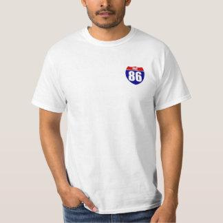 出口86の納屋のTシャツ Tシャツ