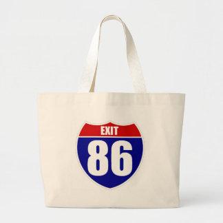 出口86のFashonのバッグ ラージトートバッグ