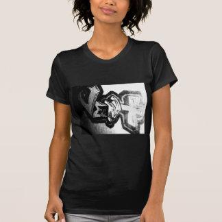 出口、BW Tシャツ