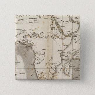 出口Afrique 5.1cm 正方形バッジ