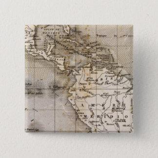 出口Amerique 5.1cm 正方形バッジ