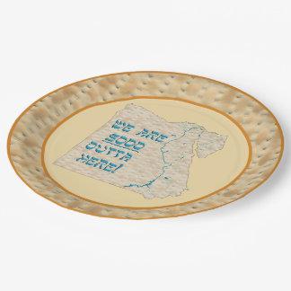 出国の紙皿 ペーパープレート