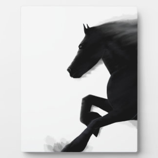 出現の種馬 フォトプラーク