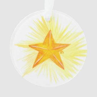 出現のJesseの木の星 オーナメント