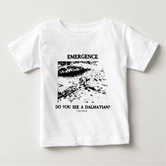 出現ダルマチア人に会いますか。 ベビーTシャツ