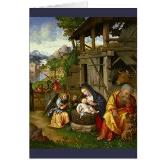 出生および子供の天使c1515 カード